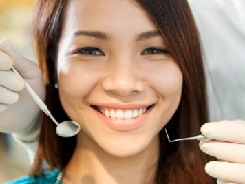 Do you know the difference between enamel and dentine?