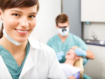 Dentists are here to help.