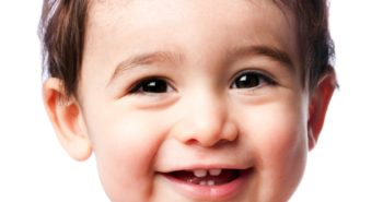 Are your toddlers taking care of their new teeth?