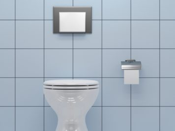 Your toilet and toothbrush might have more in common than you think.
