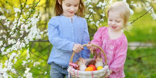 It's the silly season of sweets! Protect your kids' teeth this Easter.