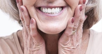 A missing tooth may be replaced by a dental bridge.
