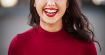 Improve your smile with teeth-whitening treatments.