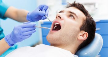 What does a dental check up involve?