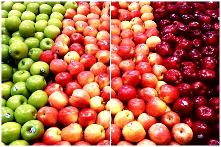 Apples are a nutritious and delicious way to keep your breath smelling fresh.