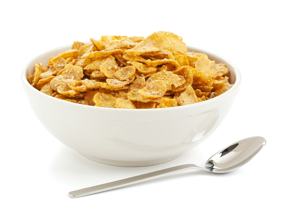 Choose simple cereals for better oral health; the fewer the ingredients, the better.